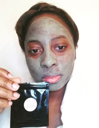 NaNatural Kale Mask You Want to Try for Oily  and Combination skin. Natural Skin care Products
