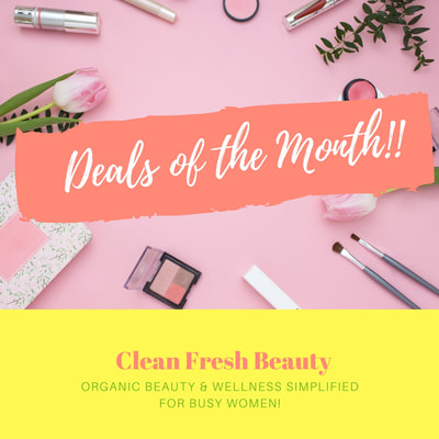 Organic Skin Care and Wellness Products Discounts, Deals!