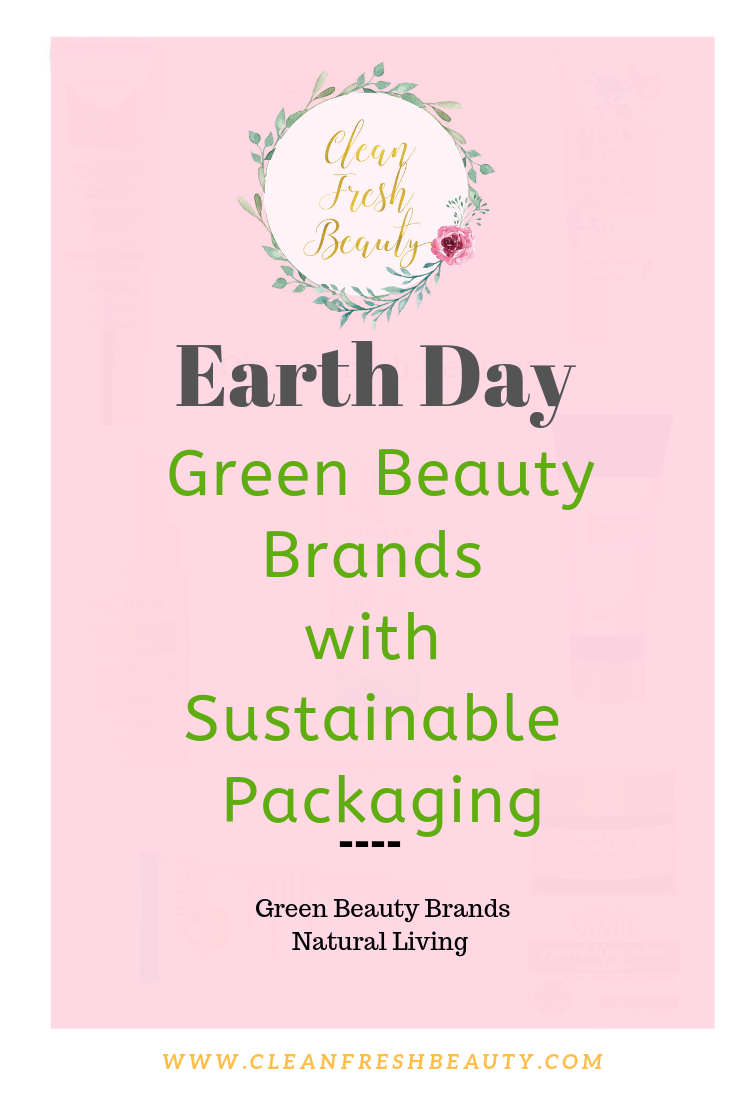 Earth Day is here to remind us to be a more earth conscious consumer, but we can do this all year round. In this blog post, I share with you how we could use green beauty to me more eco-friendly. Click to read more. #greenbeauty #sustainable #organicbeauty #naturalproducts