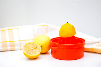 Natural Cleanser with Lemon