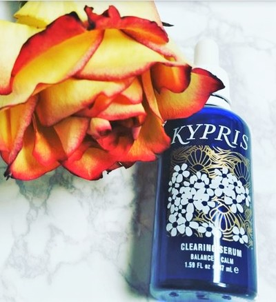 KYPRIS Clearing Serum, Great Natural Facial Serum for Acne-Prone Skin. Organic Skin Care Products
