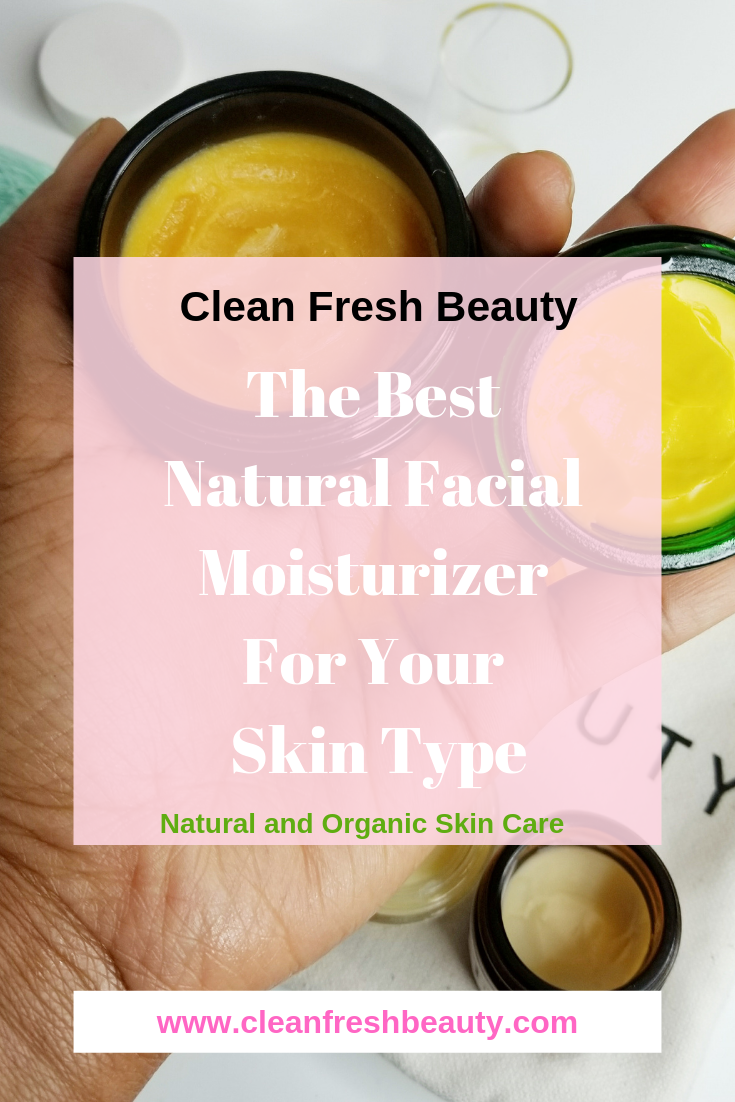 Are you clogging your pores by using the wrong moisturizer for your skin? If you want a glowing skin you need to use the right moisturizer. This blog post is all about natural moisturizers your skin needs. Click to read more #greenbeauty #organicskincare #naturalproducts #glowingskin #beautifulskin