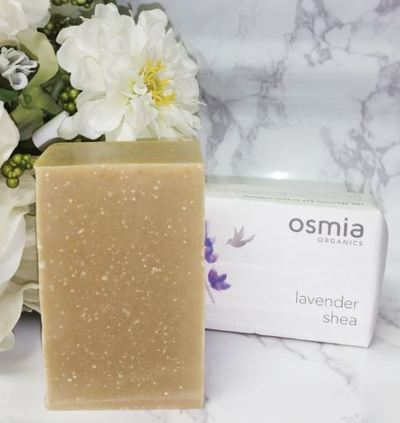 Moisturizing Organic Soap For Dry Skin for Fall and Winter