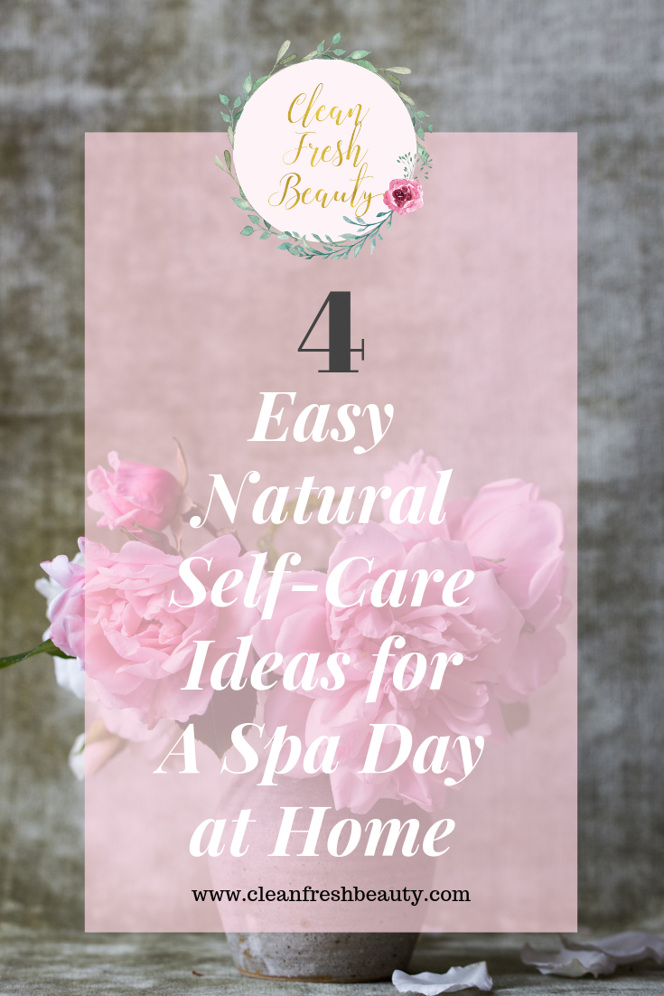 Are you super busy? Do you only have 15 minutes free in your calendar. Self-care is super important, especially if you are on-the-go. And, it can be done in small 10 to 15 minutes increments. In this blog post, I share 4 natural relaxing ways you can use to relax. Read to find out more. #greenbeauty #wellness #aromatherapy