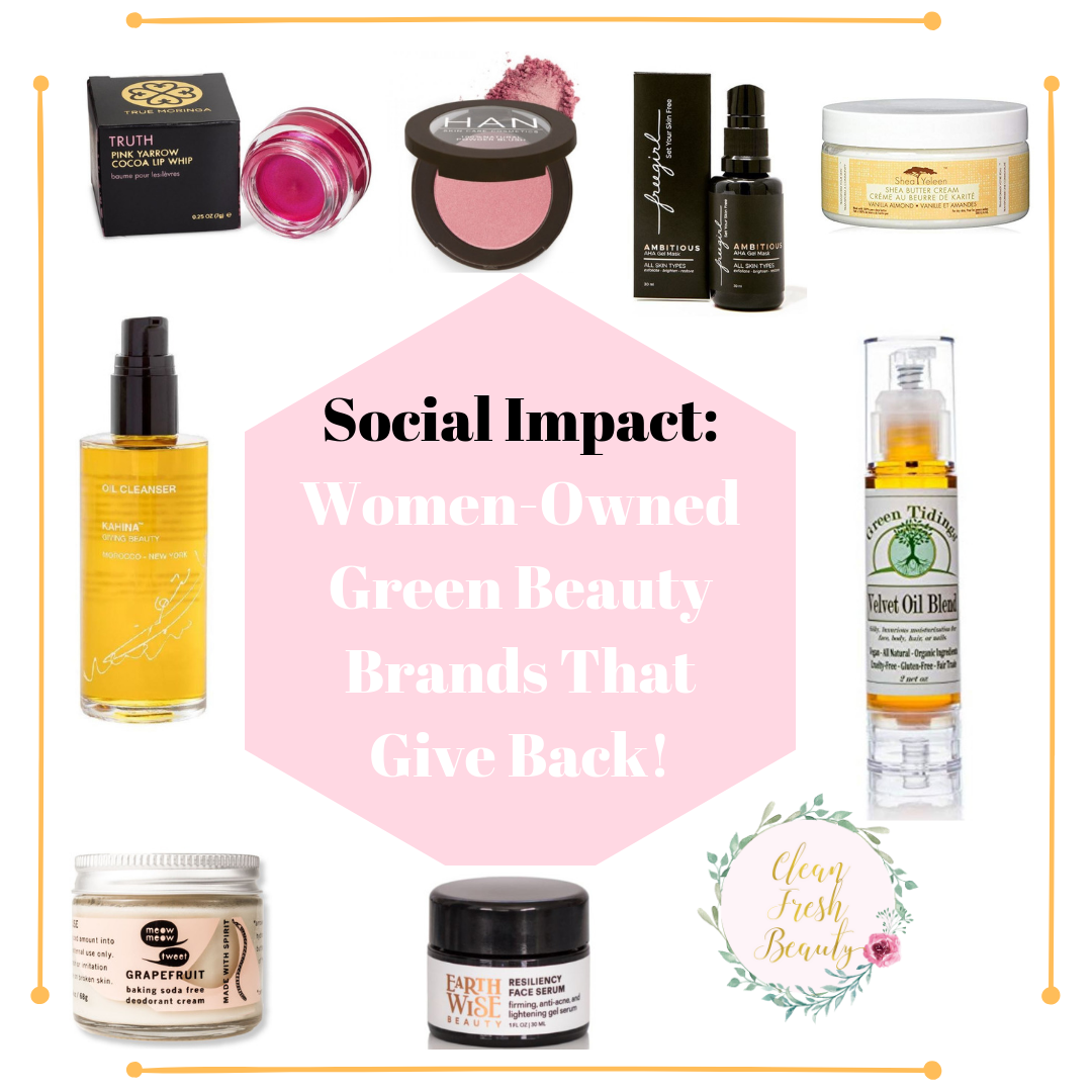 Can green beauty have a social consciousness side? If you are a green beauty lover and a conscious customer who wants to go beyond giving Giving Tuesday, this article is just for you. Read more to find out #consciousconsummer #conscious #socialimpact #greenbeauty #naturalskincare
