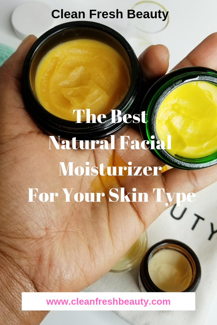 We all know that we need to moisturize our skin. But, we sometimes forget that there are different types of moisturizers and each of work well for a specific type of skin. In this blog post, I share all the goods about natural moisturizers and what you need to know. Click to read more #greenbeauty #organicskincare #naturalproducts #glowingskin #beautifulskin